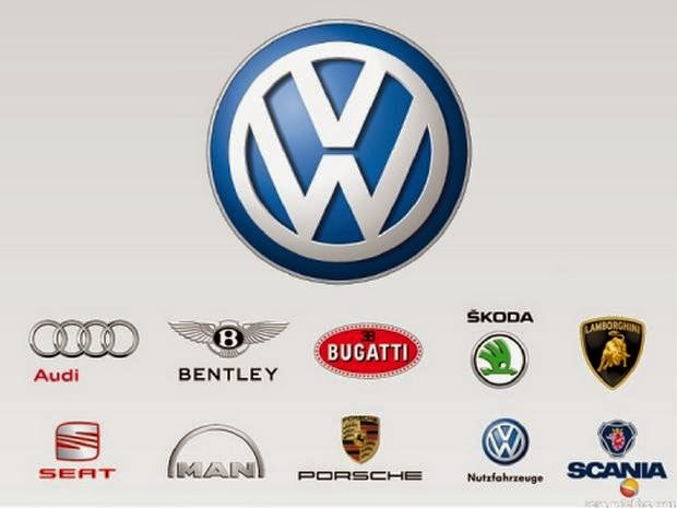 The Facts Buster Volkswagen Owns Audi Bugatti