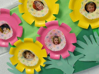Flower Craft Activities For Preschoolers