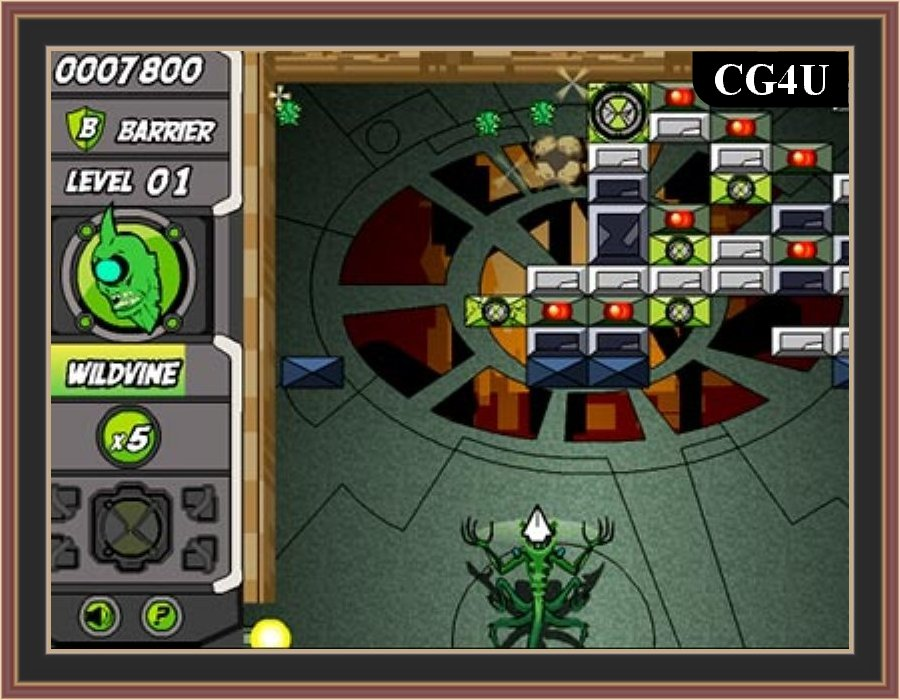 Ben 10 Games 6 in 1 Pc Game - ScreenShots