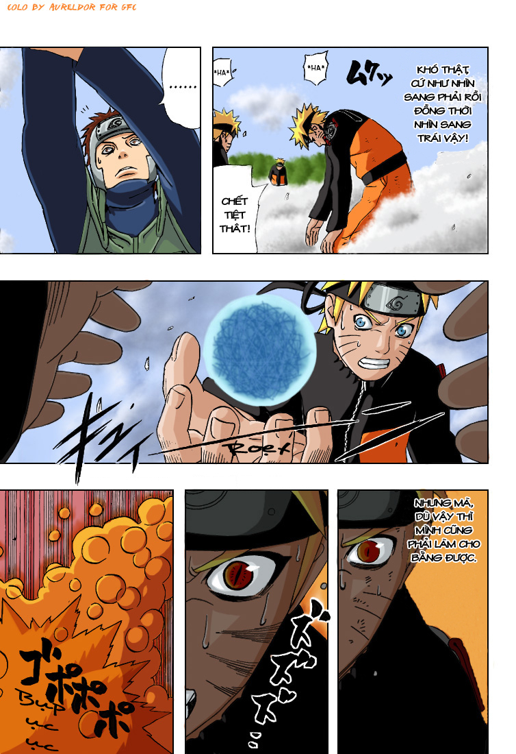 Naruto chap 322.Color Trang 9 - Mangak.info