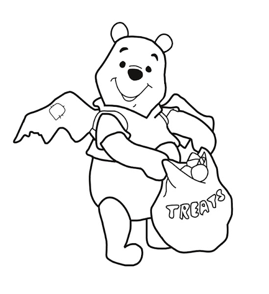 Halloween Coloring Pages Alphabet Letter