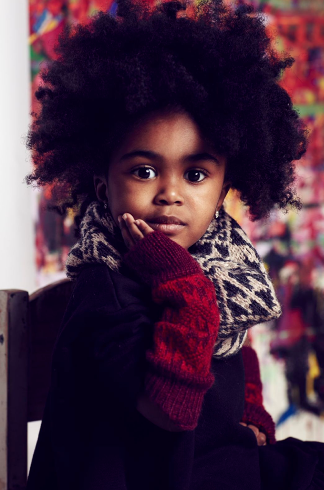 Fair trade alpaca knits for kids by Cabbages and Kings AW14