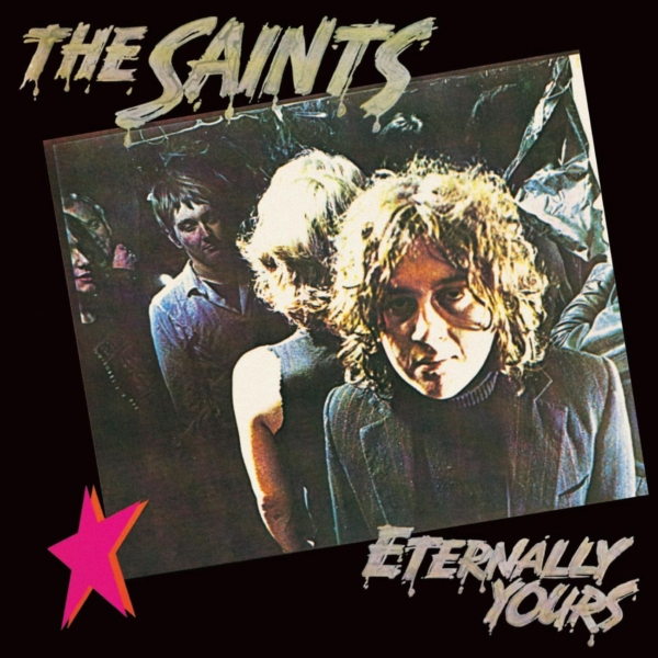 disco THE SAINTS - Eternally yours