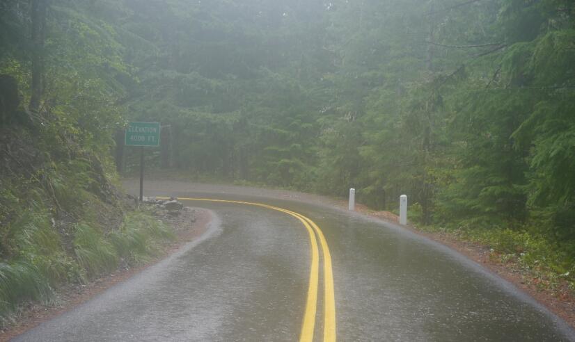 wet 4000 feet