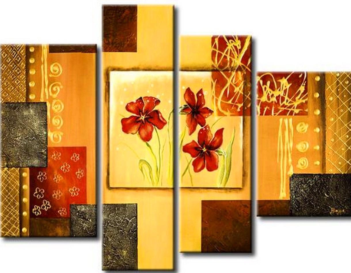 Pinturas cuadros lienzos galeria de cuadros modernos - Cuadros para comedores modernos ...