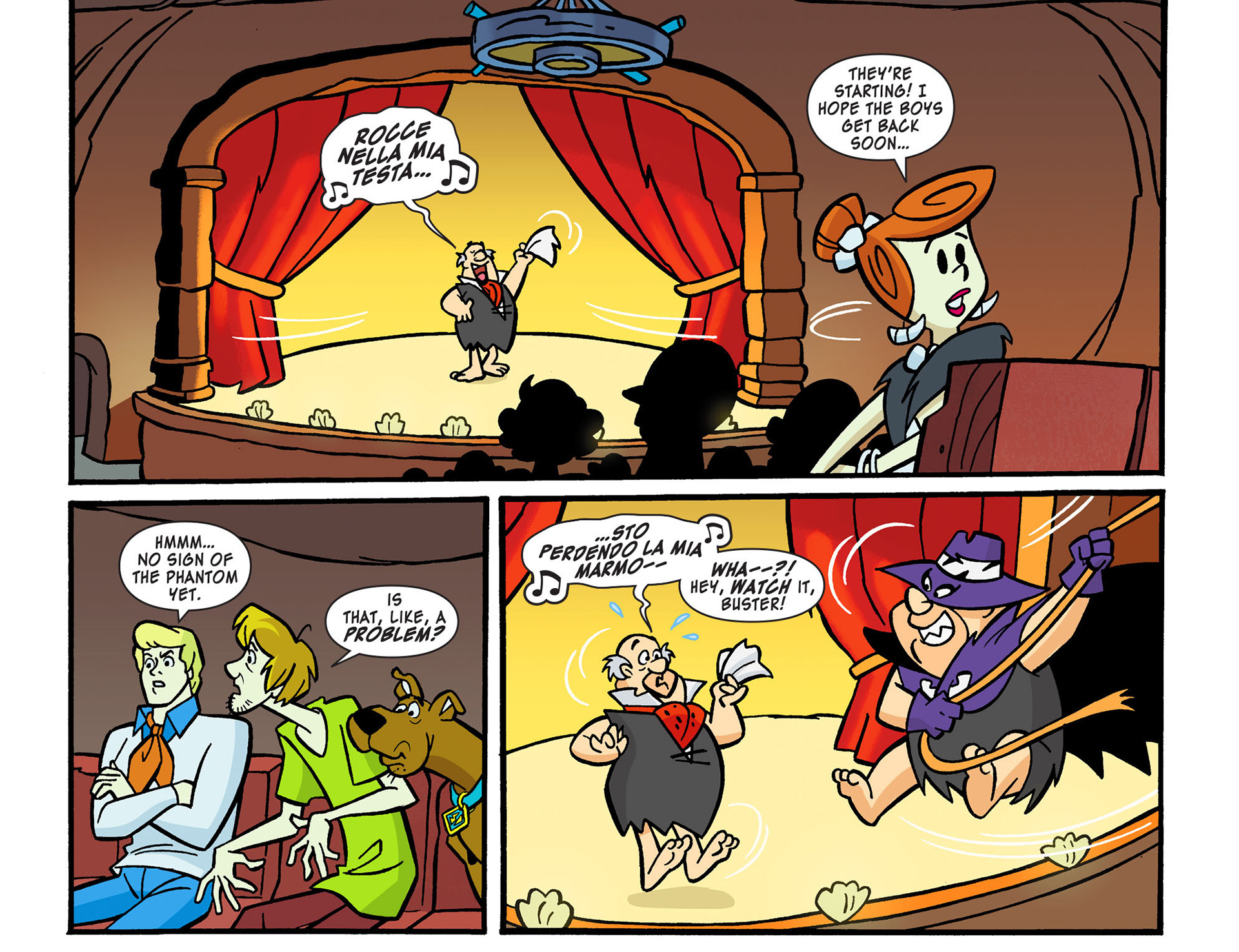 Read online Scooby-Doo! Team-Up comic -  Issue #13 - 18