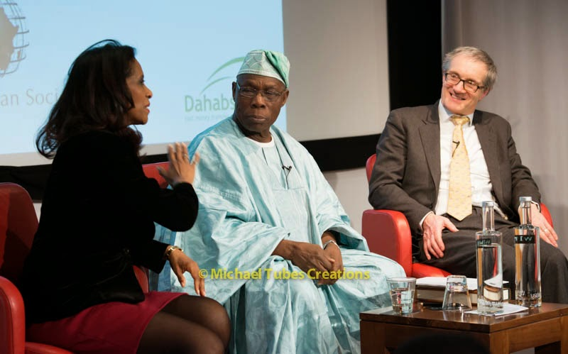 obasanjo book launch london