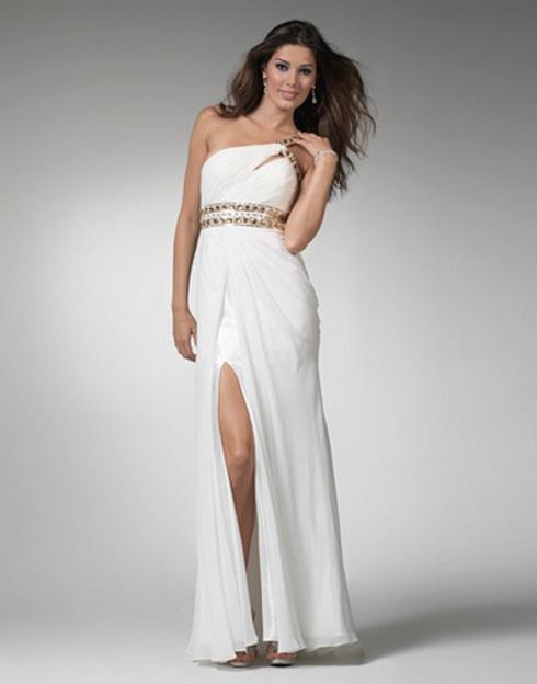 Женское платье в стиле ампир своими руками
