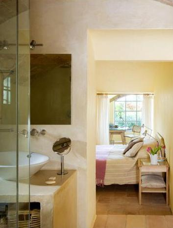 mueble baño microcemento