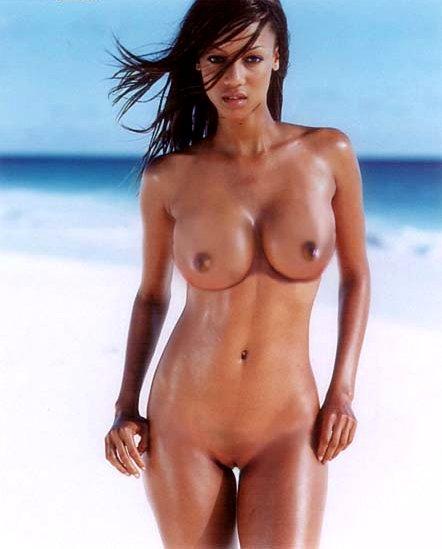 Tyra banks nude sex tape words
