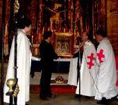 La Vera Cruz de Jerez se hermana con El Temple