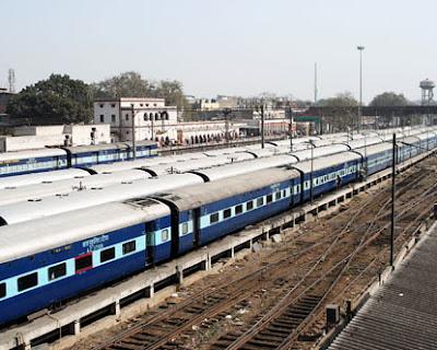 Diverted Trains List Indian railways