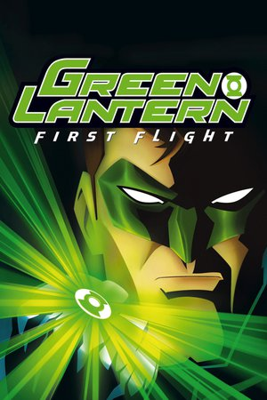 Poster Green Lantern: First Flight 2009