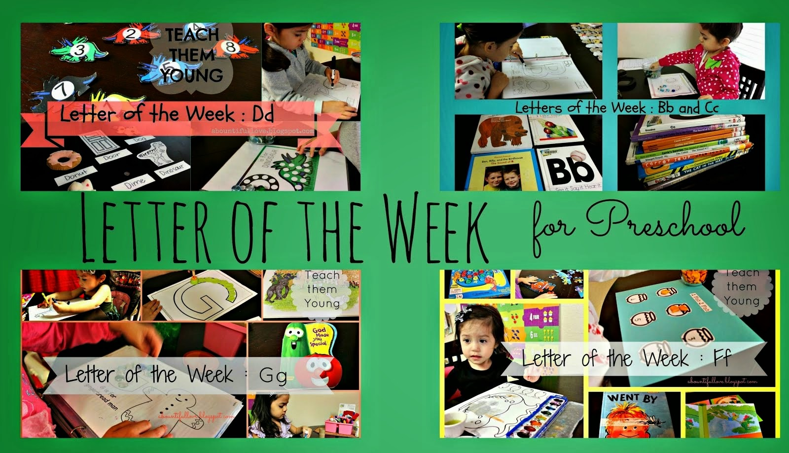 A Bountiful Love: Letter of the Week: Nn