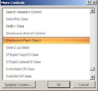 Embed Shockwave Object