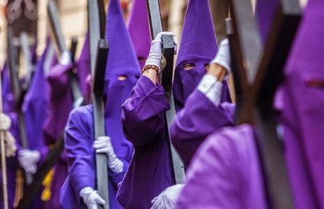 Nazarenos Semana Santa, Semana Santa Albacete, Nazarenos Albacete