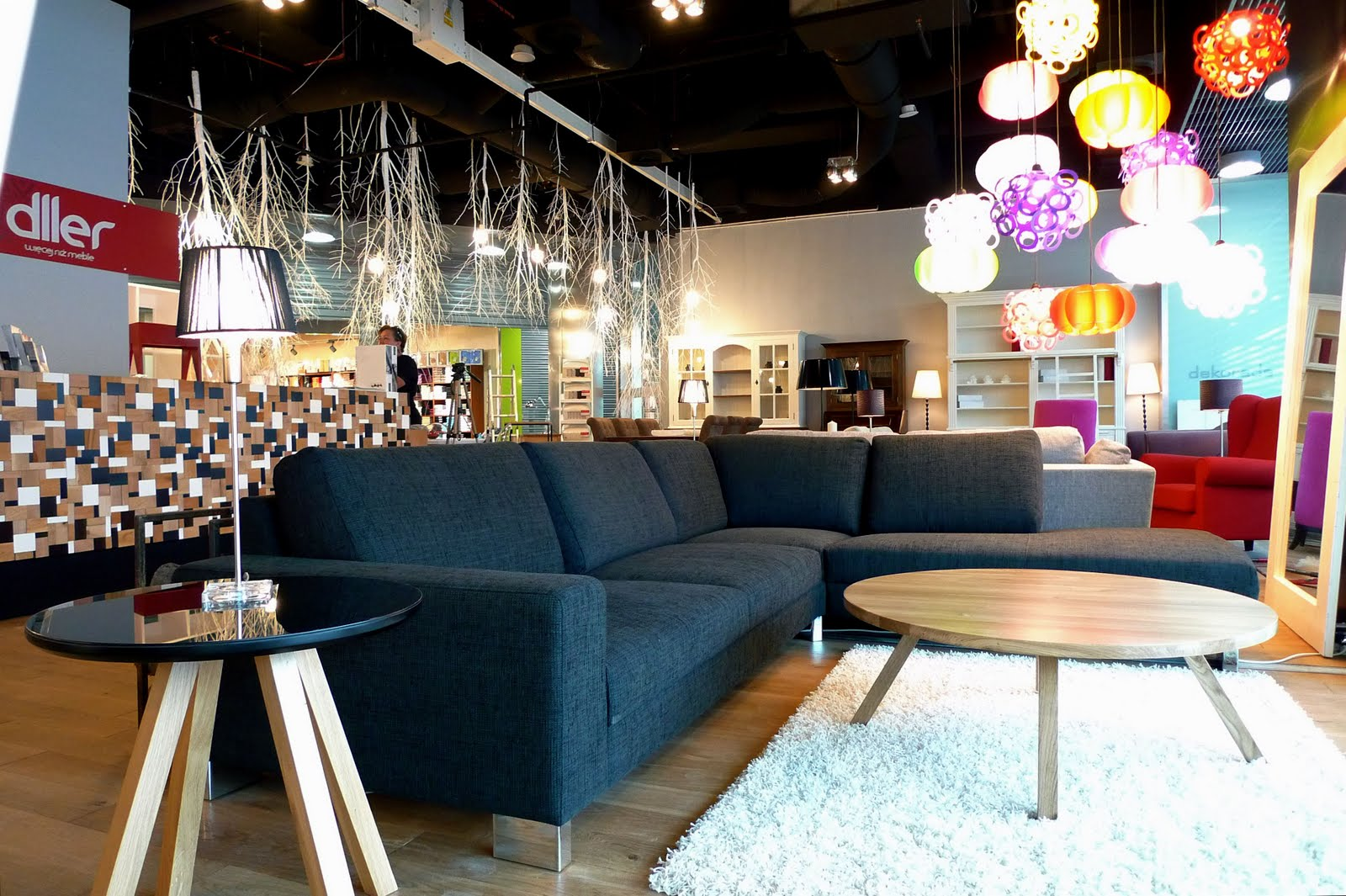 Dller Furniture Brand Recently Opened Its Second