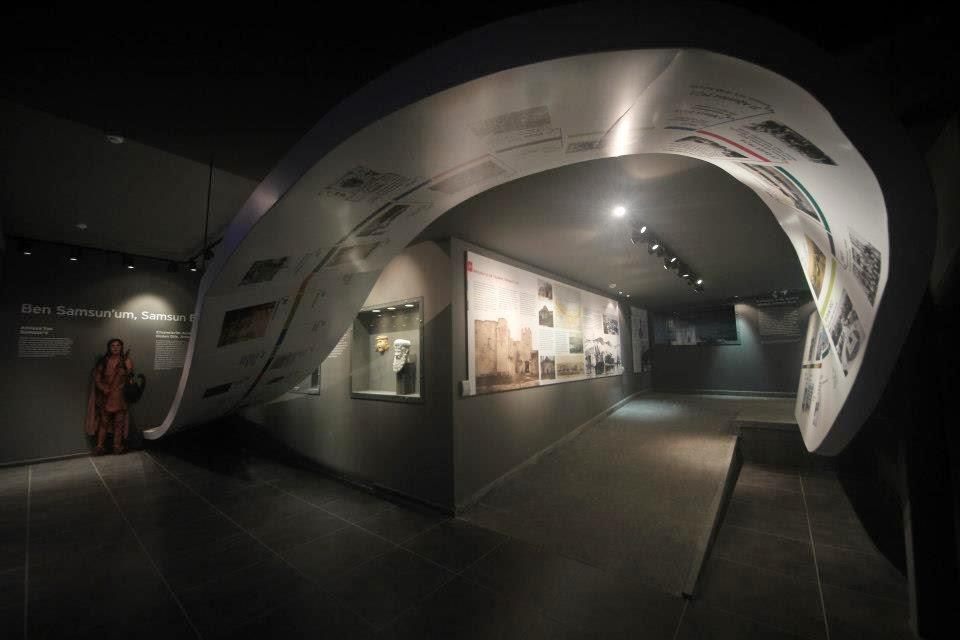 Samsun Kent Müzesi Kronoloji