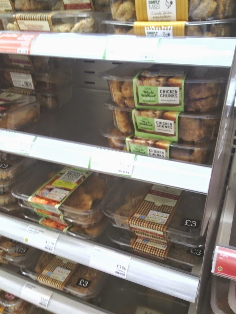 M&S 'Made Without Wheat' range