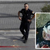 Muslim Thug Attacks Police With Pipe Bomb, But Allah Had Other Plans