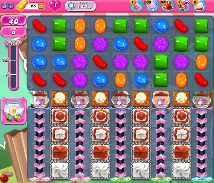 Candy Crush Saga 1428