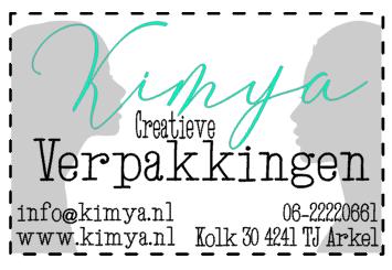Ik maak dingen voor Kimya