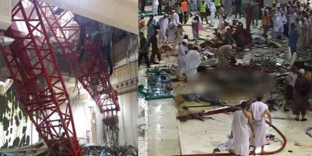 Musibah Haji, Fraksi PKS DPR RI Sampaikan Bela Sungkawa