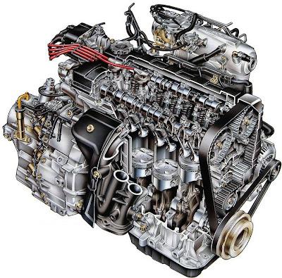 Mengenal Teknologi VTEC, DOHC, SOHC, VVT-i, I-DSi dan EFI