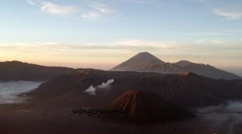tempat menyaksikan keindahan gunung bromo