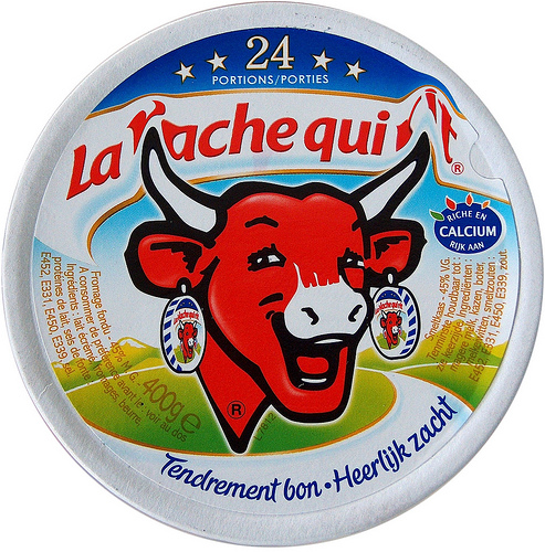 Les chroniques de rorschach le secret de la vache qui rit - Photo la vache qui rit ...