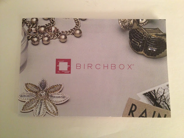 What's in My January Birchbox