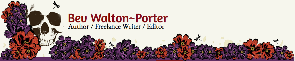Welcome to the official author site of Bev Walton~Porter