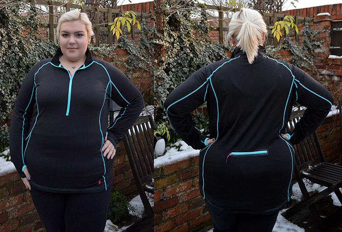 Plus size workout wear uk