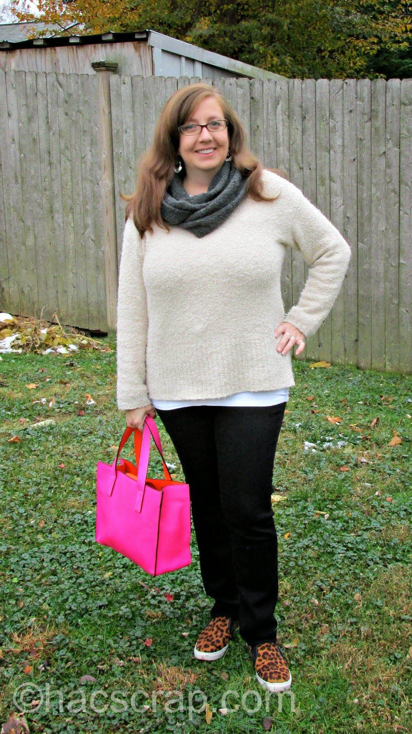 MidLife Mom Style - Cold Weather Tips