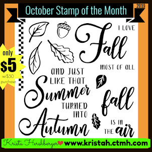 October 2019 Stamp of the Month