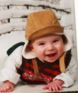 Alex, 6 months