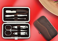 Buy Celestial 6-in-1 Nail Clippers Manicure Set Kit for Rs.149 at ShoppingNeeds : BuyToEarn