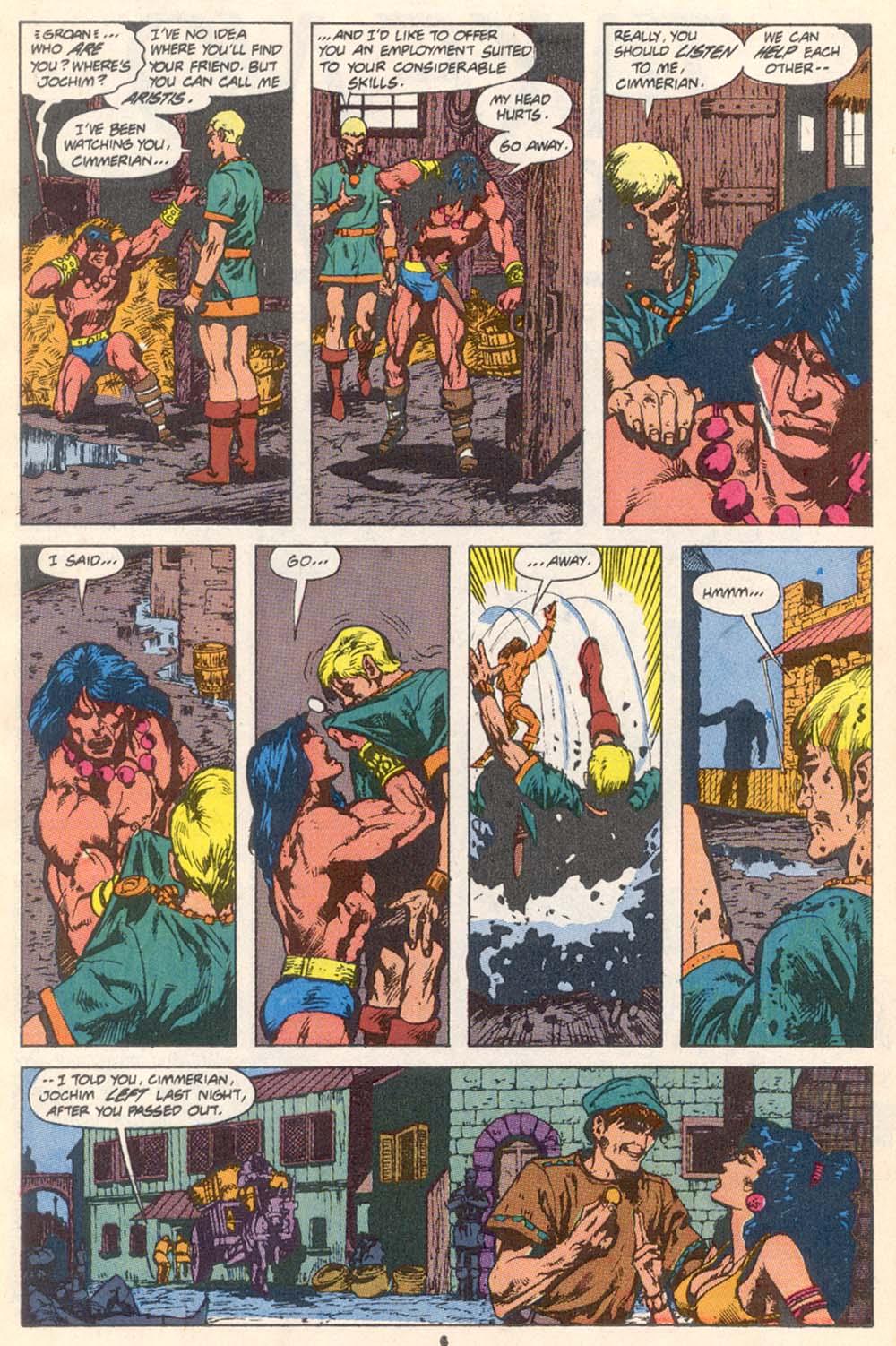 Conan the Barbarian (1970) Issue #226 #238 - English 6