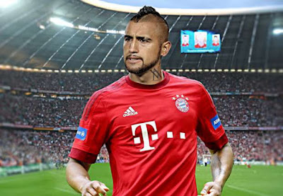 Bayern Munich, finally completed the transfer, Arturo Vidal of Juventus.