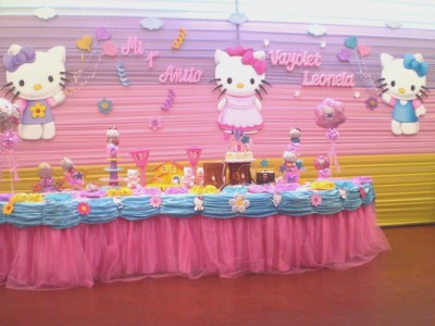Hello Kitty decoration for children parties & MyTotalNet.com: Hello Kitty decoration for children parties