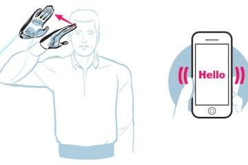 22 Penemuan Terbaik Tahun 2012: Sarung Tangan Berbicara