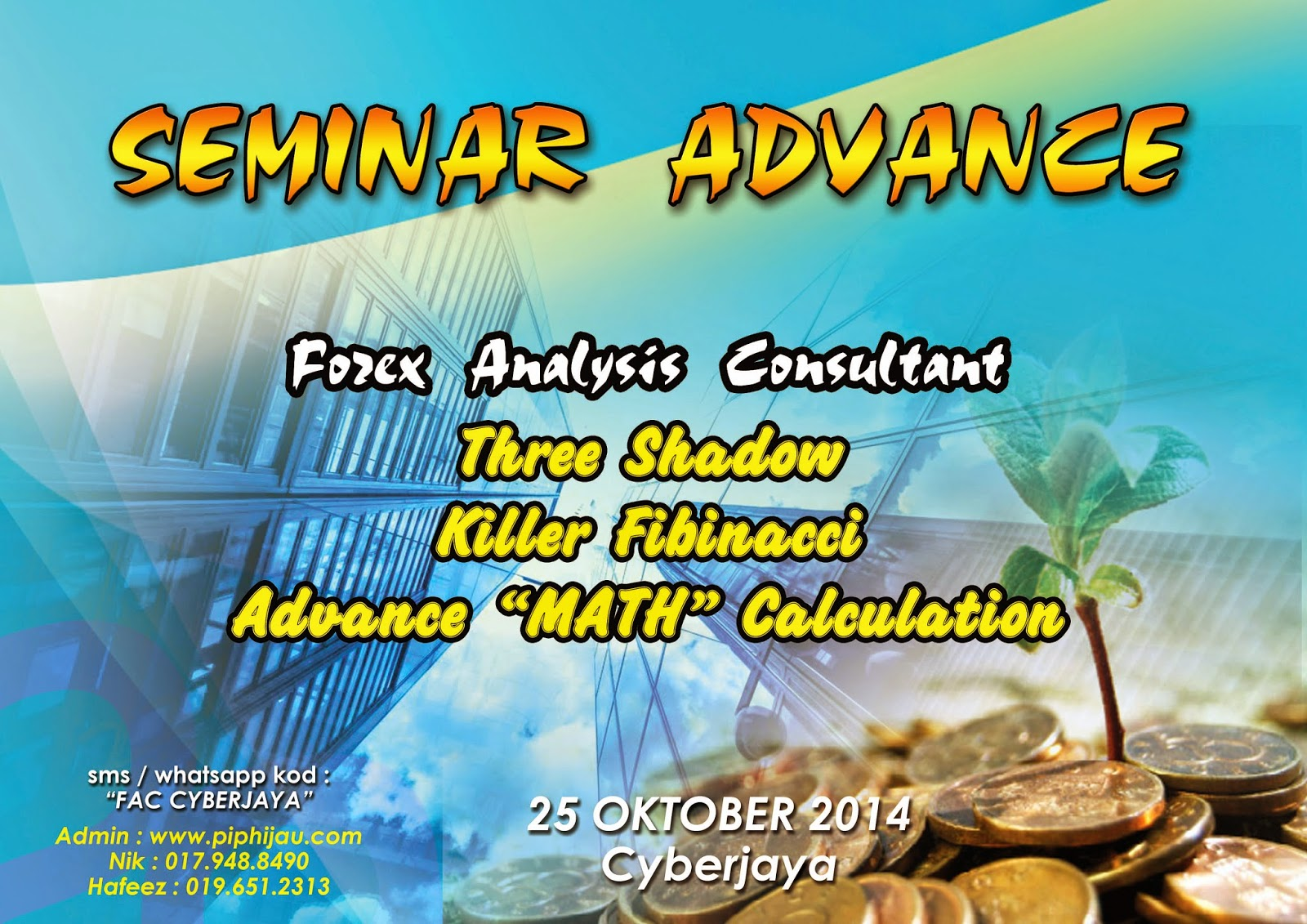 Seminar Forex 25 Oktober 2014