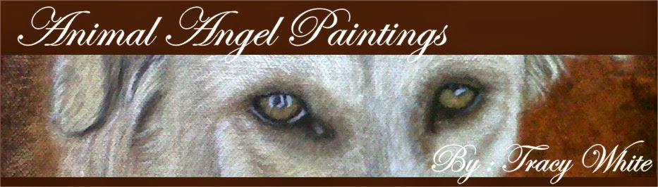 Animal Angel Paintings