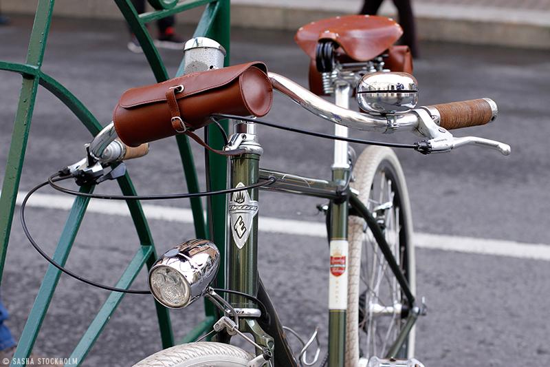 Аксессуары на велосипед своими руками