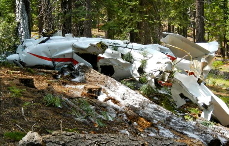 Lake Tahoe Car Accident