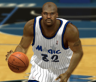 Download NBA 2K13 Shaquille O'Neal Face Update