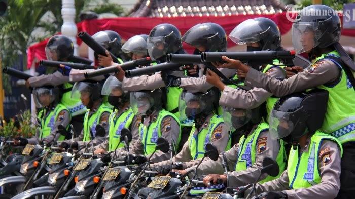SBY Akan Tambah Personel Polri 50 Ribu Anggota