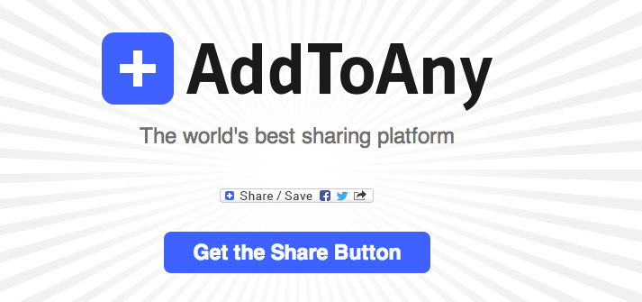 AddToAny Social Plugins