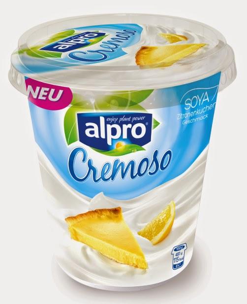 Alpro Cremoso Zitronenkuchen