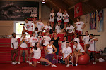 OSU Competitve Cheer Girls